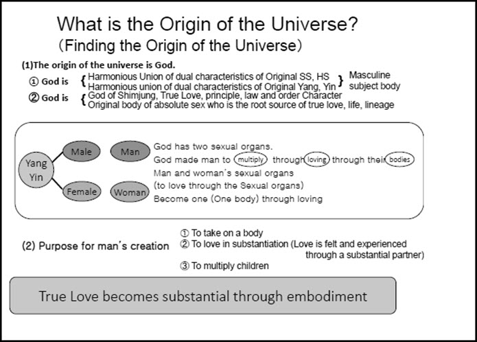 What is the origin of the universe